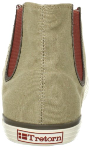 Tretorn Oken Boot Canvas Safari Beige evHx6
