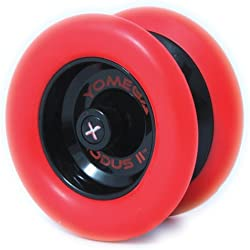 Yomega Xodus II – Includes Roller Bearing Technology, Rubber Rims and Wing Shape Design – Responsive Intermediate Level Play (Colors May Vary)