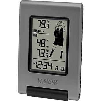 la crosse wireless thermometer manual