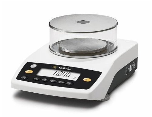 Weighing System Sartorius Entris 323-1S Miligram Lab Balance, Precision Scale 320x0.001g,External Cal,Pan 115mm / 4.5'',2 year warranty,brand new by Sartorius