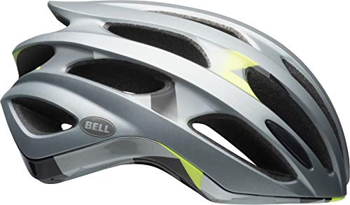 Bell Formula MIPS Adult Bike Helmet - Matte/Gloss Silver Deco- Large (58-62 cm) (Best Mips Road Bike Helmet)