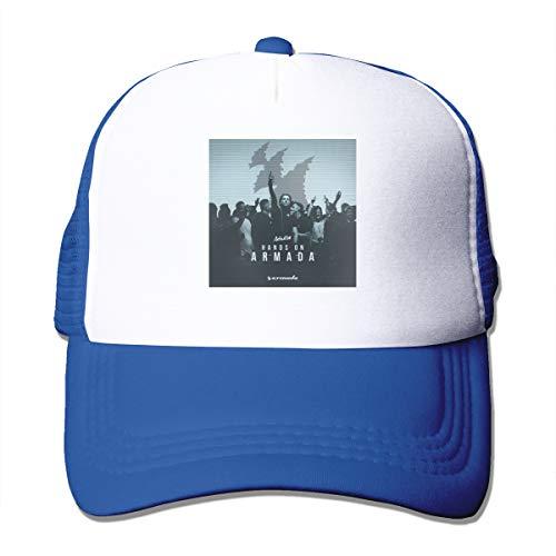 BobBThorpe Unisex Felix Jaehn Hands On Armada Music Theme Hat Sports Baseball Cap,Sun Hat,dad Hat,Truck Hat