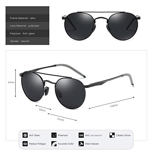 de blue lunettes nocturne de vision Lunettes de vision polarisées soleil nocturne soleil polarisées lunettes lunettes de lunettes conduite de wqgUU4XA