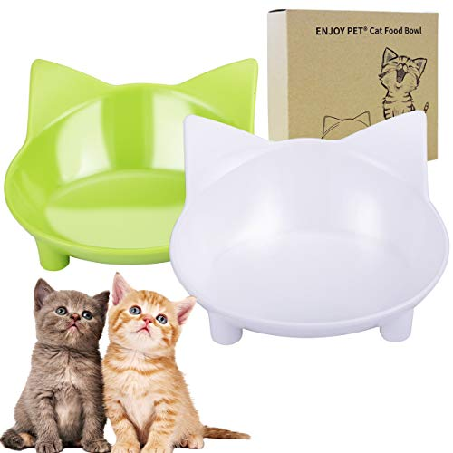 Cat Toys for Indoor Cats,Interactive Robotic Cat Toys,Automatic Irregular 360 Degree Cat Toys, 2 Speed Mode Auto Feather…