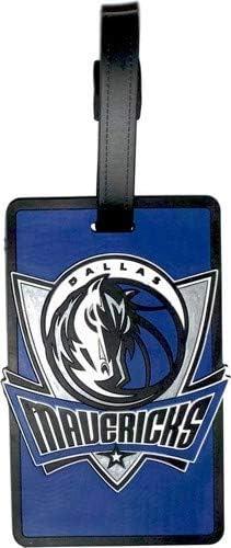 aminco NBA Boys NBA Soft Bag Tag