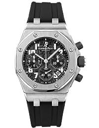Audemars Piguet Royal Oak Offshorel Chronograph Black Dia Mens Watch 26283ST.OO.D002CA.01