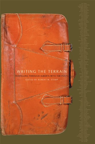 Books : Writing the Terrain: Travelling Through Alberta with the Poets