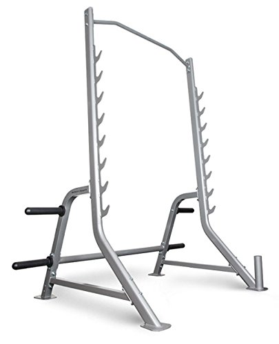 BodyCraft Half Cage Squat Rack for Functional & Cross Training