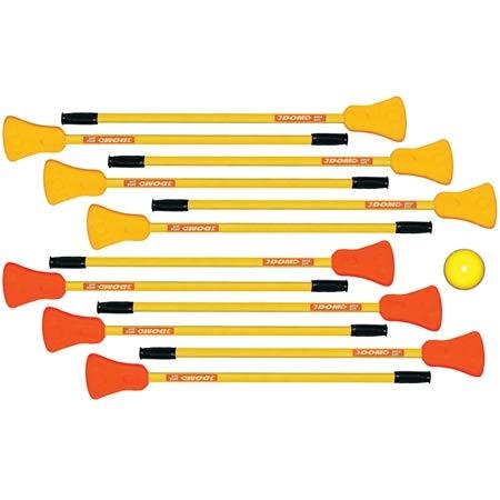 Dom Supersafe Broomball 37'' Stick Set