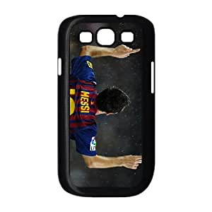 Sports lionel messi Samsung Galaxy S3 9300 Cell Phone Case Black DIY Ornaments xxy002-9153007