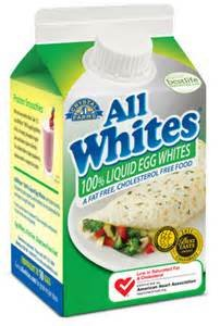 CRYSTAL FARMS LIQUID EGG WHITES ALLWHITES 16 OZ CARTON PACK OF 4 by CRYSTAL FARMS At The Neighborhood Corner Store