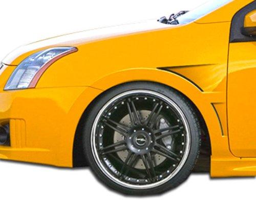 (2007-2012 Nissan Sentra Duraflex GT Concept Fenders - 2 Piece)