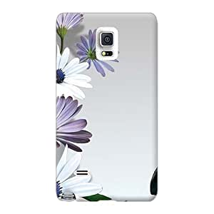 TimeaJoyce Samsung Galaxy Note 4 Anti-Scratch Hard Phone Cases Customized HD Gerber Daisies Butterfly Series [eSs21873Yvvk]