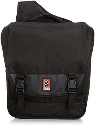Chrome Soma Messenger Bag Black/Black, One Size