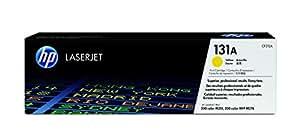 HP 131A (CF212A) Yellow Original LaserJet Toner Cartridge
