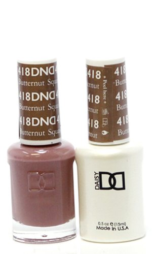 DND *Duo Gel*  Spring Set 418 Butternut Squash