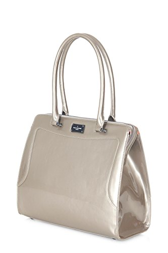 Paul's Boutique Tote Jasmin Westminister Pewter 24 x 21 x 11 cm