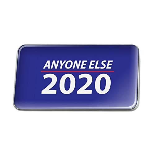 GRAPHICS & MORE Anyone Else 2020 Election Democrat Rectangle Lapel Pin Tie Tack