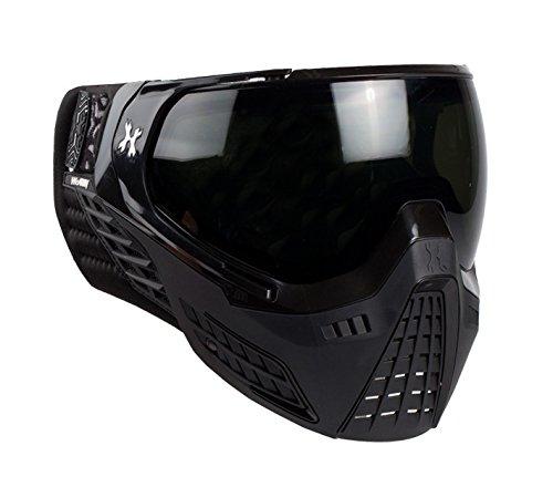 HK Army KLR Goggles - Onyx - Black w/ Smoke Thermal Lens by HK Army