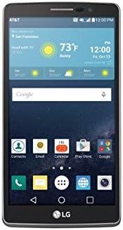 LG G Vista 2 H740 (16GB, 2GB RAM)   5.7″ Full HD Display   13MP Camera   3000 mAh Battery   Android 6.0 Marshmallow   4G LTE   GSM Unlocked  Titan Black   Stylus Pen Smartphone