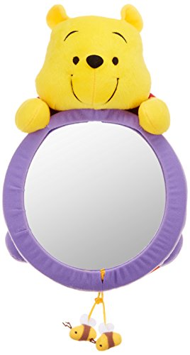 Naporekkusu (NAPOLEX) a look at Disney Car goods mirror Pooh - Pooh Mirror