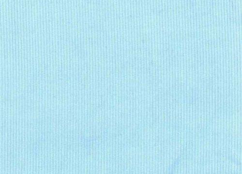 Basic Long Sleeves Sheer Chiffon Blouse with Pockets Shirt Top (Large, Baby Blue)