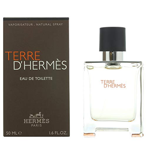 Homme Mens Discount Fragrance - Terre D'Hermes by Hermes for Men - 1.6 Ounce EDT Spray