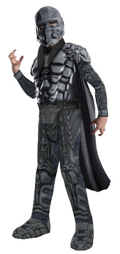 Man of Steel Deluxe Child's General Zod Costume, Small