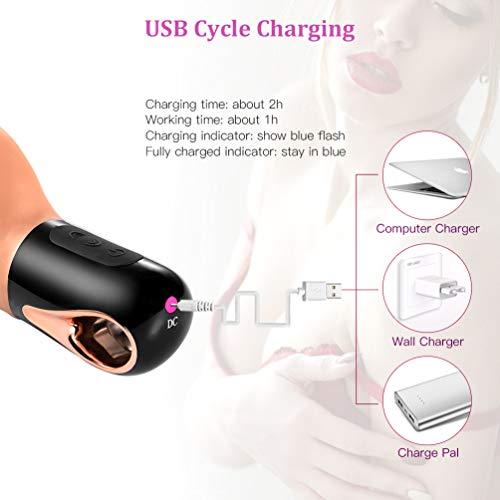 Utimi Sex Machine Thrusting G-spot Realistic Dildo Vibrator Female Masturbator Sex Toys for Women by UTIMI (Image #5)