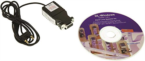 Alarm Lock AL-PCI-2 VER. 3.01 T3 Personal Computer Interface Cable with Software