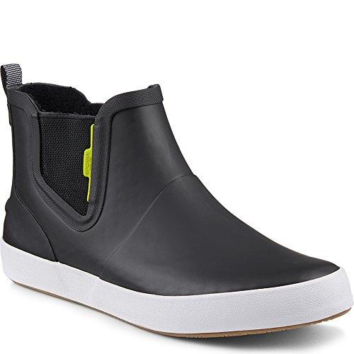 Sperry Top-Sider Flex Deck Chelsea Boot Black