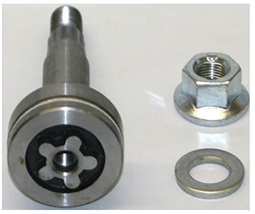 Nos Bearing - LTD Spindle Shaft, Lower Bearing & Pulley nut Replace AYP Nos. 137553 & 532137553