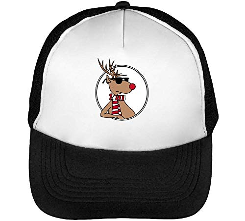 Deer Blanco Beisbol Cool Snapback Gorras Hombre Negro Y4ddqZ