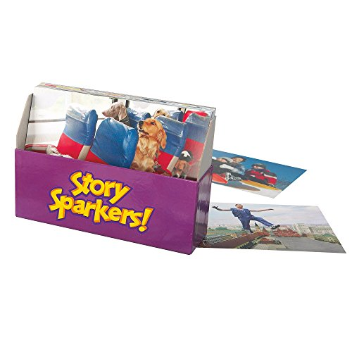 Educational Insights Story Sparkers! Library