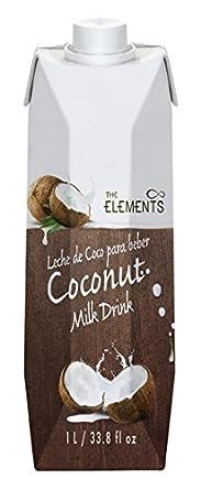 Leche de Coco 12x1l The Elements