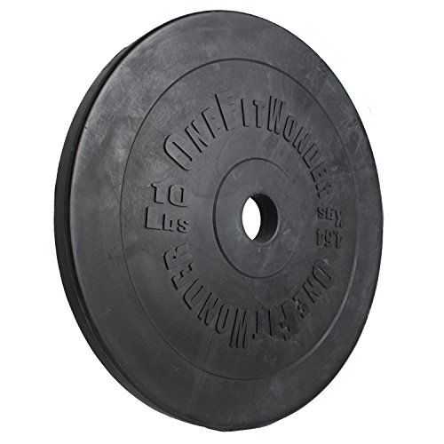 5lb & 10lb Technique Training Plates (Pair) by OneFitWonder / Olympic Lifting Weightlifting (10)