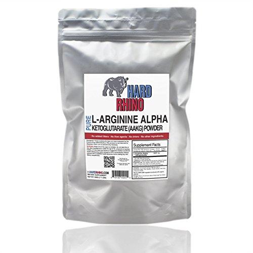 L-Arginine Alpha Ketoglutarate (AAKG) poudre. (500G)