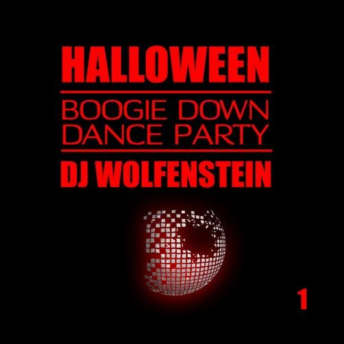 Price comparison product image Halloween Boogie Down Dance Party 1
