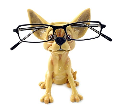 Chihuahua Eyeglass Holder Stand