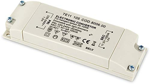 mini//micro beige 60 watt transformer Halogen transformer NRE-60 60 VA