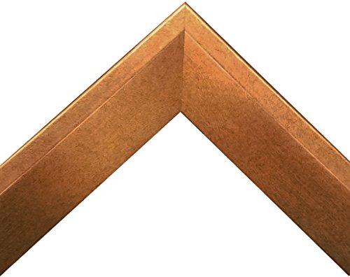 Amazon Com Modern Bright Copper Wood Picture Frame