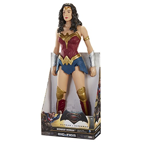 Batman Vs Superman BIG FIGS 19″ Wonder Woman Action Figure