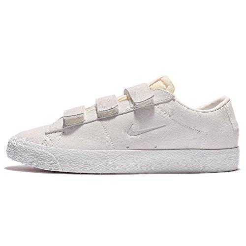 しっかり繁雑ラショナル(ナイキ) SB ズーム ブレザ ロー AC QS スエード メンズ スケートボード シューズ Nike SB Zoom Blazer Low AC QS 921739-111 [並行輸入品]