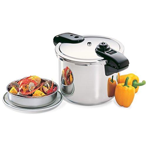 Presto 01370 8-Quart Stainless Steel Pressure Cooker by Presto (Image #2)