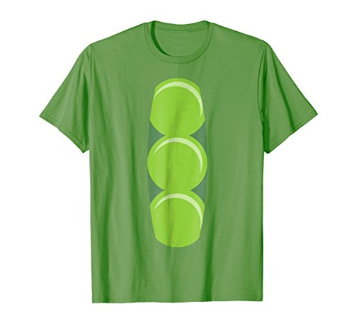 Halloween Costume Shirt Peas in A Pod Funny Food