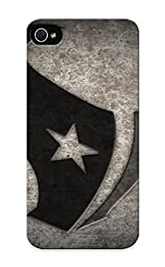 70214681861 With Unique Design Iphone 5/5s Durable Tpu Case Cover Houston Texans Nfl Footballfa