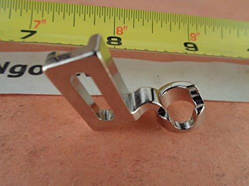 High Shank Ruler Free Motion Darning Foot 1/4