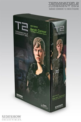 Terminator 2 Sarah Connor 12in Sideshow Collectible Figure