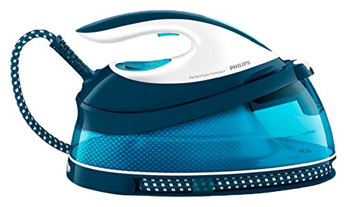 Philips GC7805 PerfectCare Compact Steam Generator Iron with...