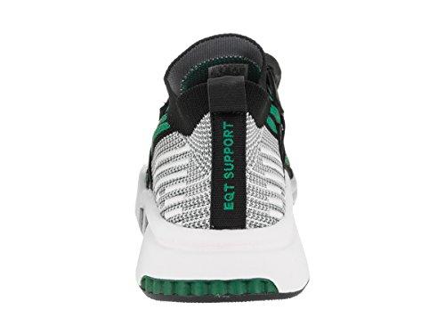 Men Running ADV Adidas EQT Green Support Black Mid Core PK Core Originals Shoe Black dwIp0I
